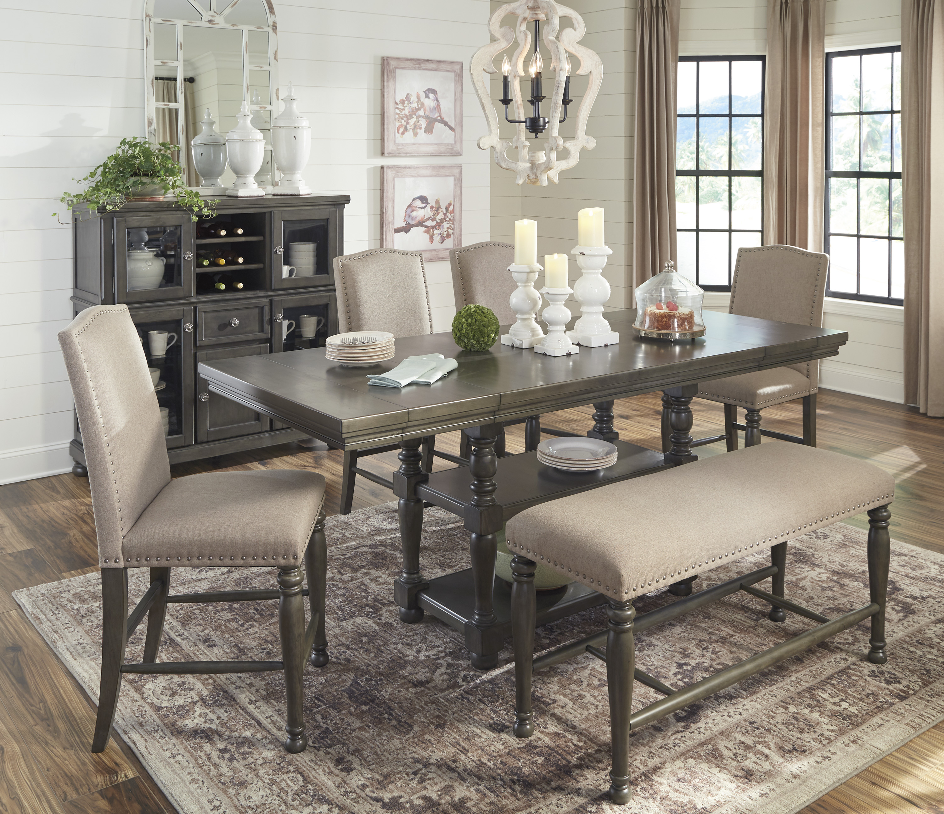 Find Great Deals On Ashley Dining Room Furniture In Philadelphia Pa