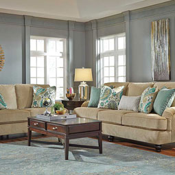 sofa sets - Entire Living Room Furniture Sets